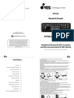 Pcy125 Manual