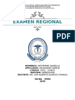 Examen Regional