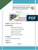 Desarrollo Org. Terminado