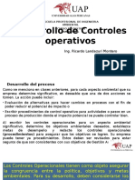 Control Operacional Ppt SGA R.landazuri