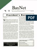 BayNet News Fall 1998