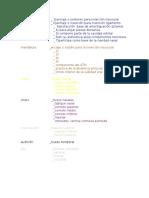 Funciones Sistema Estomatognatico