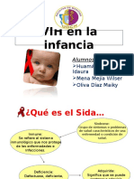 VIH en La Infancia