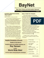 BayNet News Winter 1995