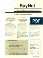 BayNet News Winter 1994