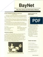 BayNet News Winter 1993
