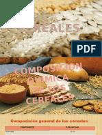 Presentación de Cereales