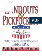Handouts & Pickpockets - Our Government Gone Berserk 1996