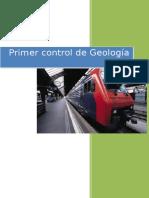 Control de Geologia N 1
