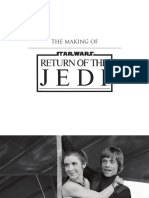 The Making of Star Wars Return of the Jedi Excerpt