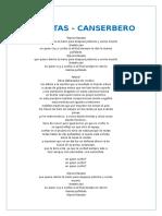 HIPOCRITAS CANSERBERO