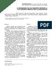 Evaluación de Las Necesidades de Los Pacientes Respecto a La Información y Los Cuidados Médicos Tras El Diagnóstico de Cáncer