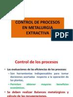 4. Control de Los Procesos