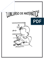 Concurso de Logico Matematico