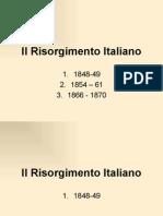 Il Risorgimento Italiano 01
