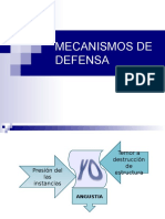 Mecanismos de Defensa 2