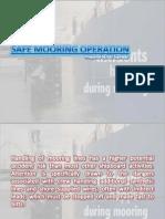 Safe Mooring Operation