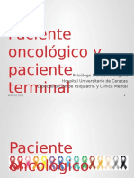paciente oncologico