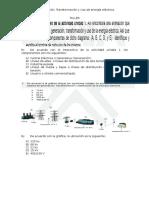 Actividad Unidad 1 Generación, Transformación y Uso de La Energia Electrica.