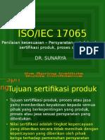 ISO IEC-17065