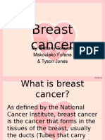 Breast Cancer Epidemiology ppt.