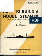 015 How to Build a Model Steamer