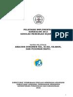 Analisis SKL, KI-KD, Silabus Dan PPM-Rev