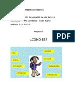 Proyecto 3 Lengua 2016