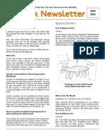 the park newsletter june 2016 pdf version