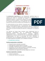 Cardiopatía isquémica (resumen)