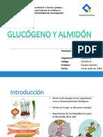 Almidón y Glicógeno