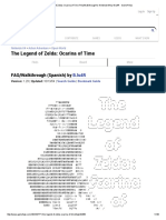 The Legend of Zelda_ Ocarina of Time FAQ_Walkthrough for Nintendo 64 by B