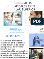 Radiografias Periapicales en El Maxilar Superior3.Pptx Final
