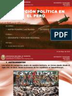 Corrupción política en el Perú