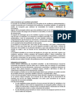 Movilidad Sustentable Lima Perú 2016