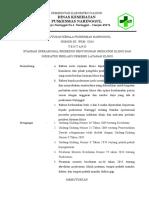 SK 9.1.2 SOP Penyusunan Indikator Klinis