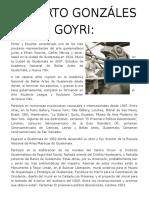 Roberto Gonzáles Goyri