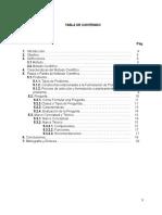 Grupo 4 Método Científico - Problema, Pregunta y Marco Teórico.