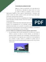 Derivadas y Su Aplicación en La Arquitectura