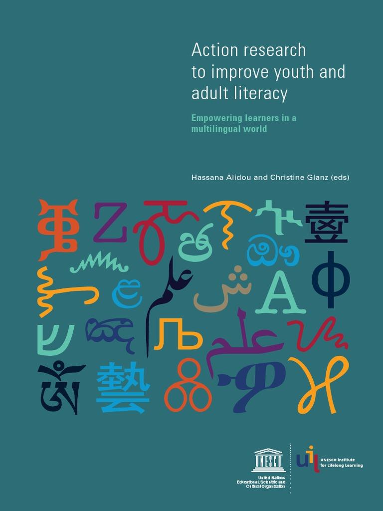 ARGuidebook_AlidouGlanz | Literacy | Action Research