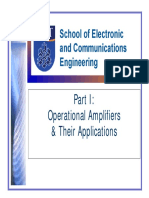 5 OpAmps Circuits