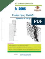 Neo03 Escalas Fijas y Portátiles