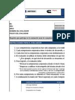 Evaluacion Jose Mandujano