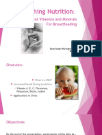 nourishing nutrition wic project1