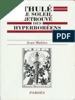 Thulé - Jean MABIRE – CLAN9 Identitaire Evola Guenon Document Paien Paganisme de Benoist Odin Wotan Rome Sparte Indo Européens