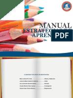 Manual de Estrategias de Aprendizaje