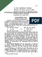 Synthese Des Natürlichen Cocains %5BJustus Liebigs Annalen Der Chemie%2C 1923%2C 434%2C 1%2C 111–139%3B 10.1002%40jlac.19234340106%5D