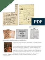 10 Puntos Basicos de Asamblea de 1813