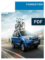 Catalogo Forester