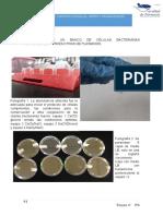 Esterilización de material de laboratorio